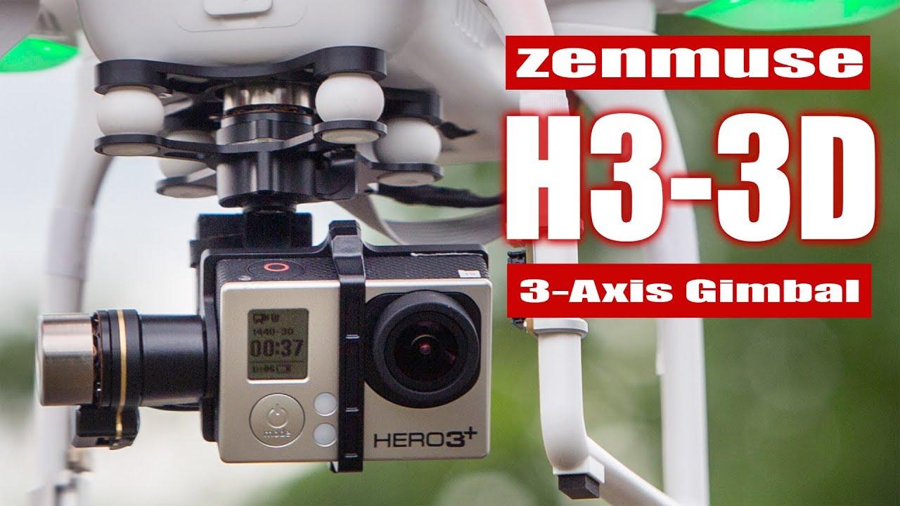Dji Phantom 2 With Zenmuse H3 3d 3 Axis Gimbal Helipalcom Battery Balancer Lipo Helipal