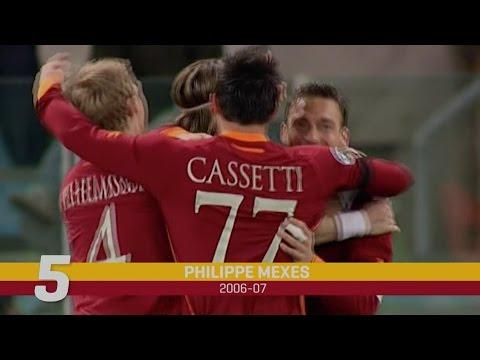 Top 5 Roma Goals v Milan