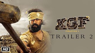 Video Trailer KGF