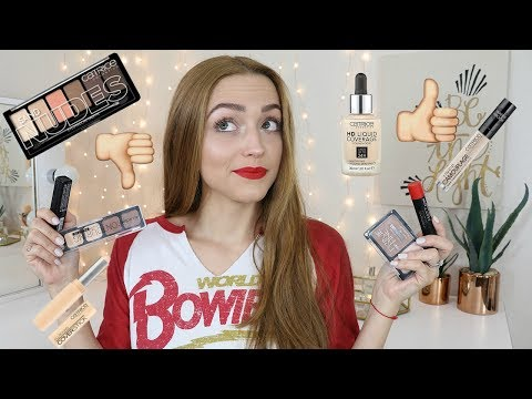 BEST & WORST of: CATRICE Cosmetics