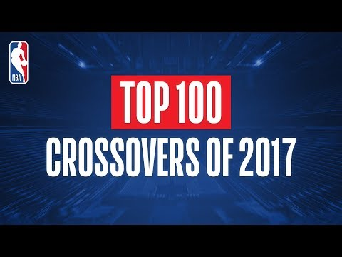 Top 100 Crossovers and Handles From 2017