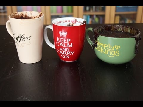 Super Easy Chocolate Mug Cakes (No Baking Required) | Simply Bakings - UCzkqlPxdZhQS_OuIlRr097w
