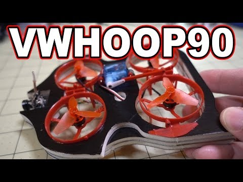 Eachine VWhoop90 2-in-1 RC Craft Review  - UCnJyFn_66GMfAbz1AW9MqbQ