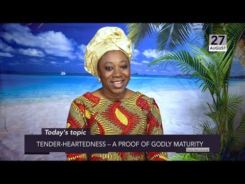 Dr Becky Paul-Enenche - SEEDS OF DESTINY  TUESDAY 27TH AUGUST 2019