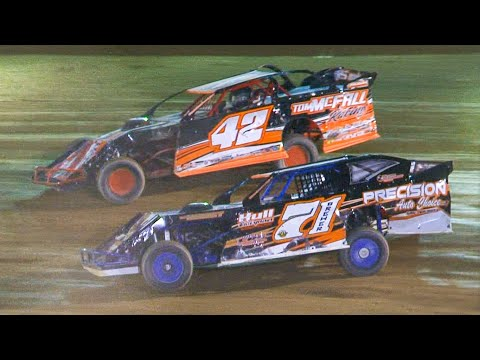 RUSH Pro Mod Feature | Bradford Speedway | 9-20-20 - dirt track racing video image