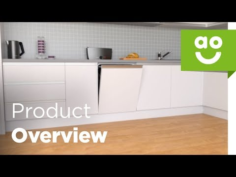 Bosch Integrated Dishwasher SMV69M01GB Product Overview | ao.com