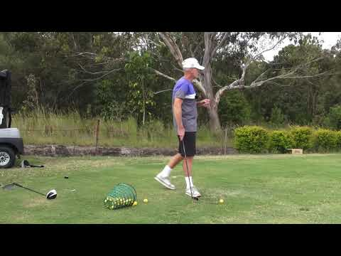 Slow Hands  To  Speed Up Club Head  ...     Channel Lock Swing ..