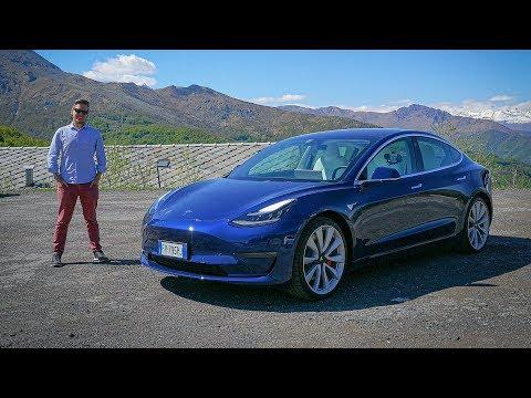 Tesla Model 3: Tutto quello che devi sapere!! [PREGI e DIFETTI]