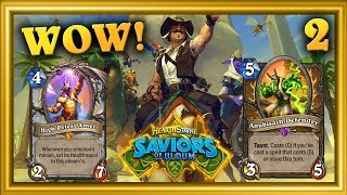 This Card Is INSANE! OTK Priest Incoming? Thijs' Thoughts - SAVIORS OF ULDUM Card Reviews (Part 2)