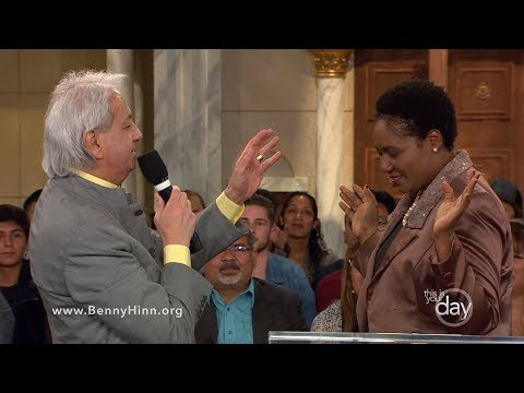Jesus is All You Need - A special sermon from Benny Hinn