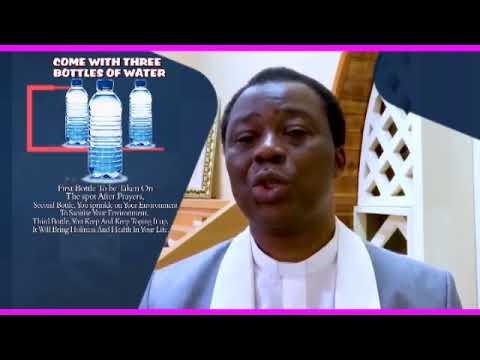 YORUBA MFM SPECIAL SUNDAY SERVICE JUNE 14TH 2020 MINISTERING: DR D.K. OLUKOYA(G.O MFM WORLD WIDE)