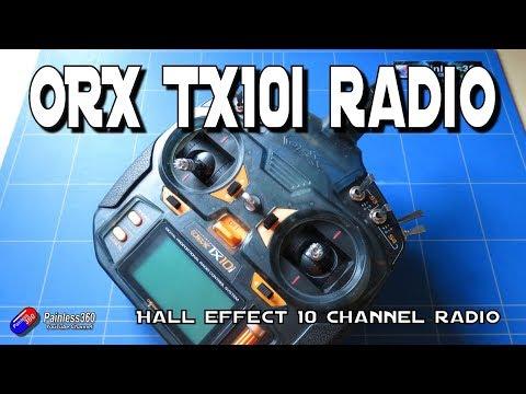 ORX TX10i Radio: DSMX/2 Radio with Hall Effect and 20 model memory - UCp1vASX-fg959vRc1xowqpw