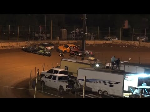 Stock 4b at Winder Barrow Speedway September 25th 2021 - dirt track racing video image