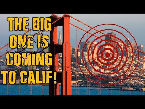 Breaking Earthquake Signs: The BIG ONE is Coming to The WEST COAST & CALIFORNIA!