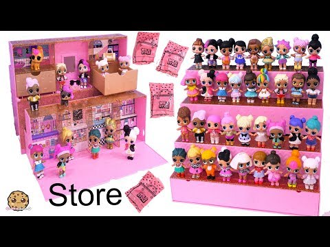 LOL Surprise Store Shop Display Case with Exclusive Blind Bags - UCelMeixAOTs2OQAAi9wU8-g