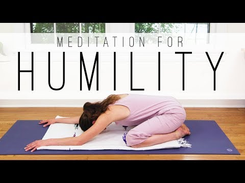 Meditation For Humility  |  Yoga With Adriene