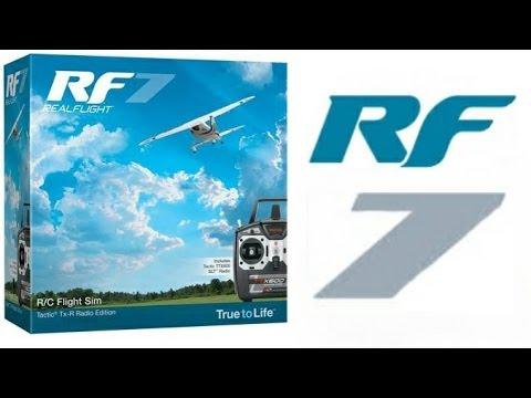 Hobbico / GreatPlanes REALFLIGHT 7  Simulator Full Review & Demonstration - UCdnuf9CA6I-2wAcC90xODrQ