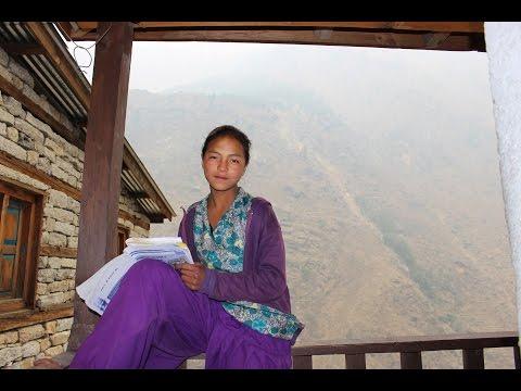 """Kampanjen """"Barnens rätt - vårt ansvar"""" - Nepals flickor"""