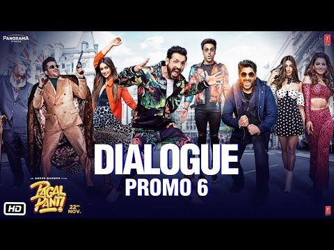 Pagalpanti: (Dialogue Promo 6) | Anil, Urvashi, John, Arshad, Ileana, Pulkit, Kriti