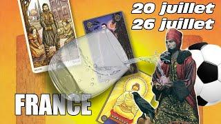 Vainqueur finale CAN + Les 4 événements France du 20 au 26 juillet