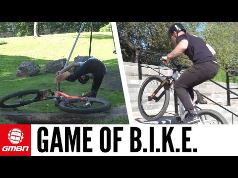 """Game Of B.I.K.E. ?Who's The Most Skilful GMBN Presenter.."""""""