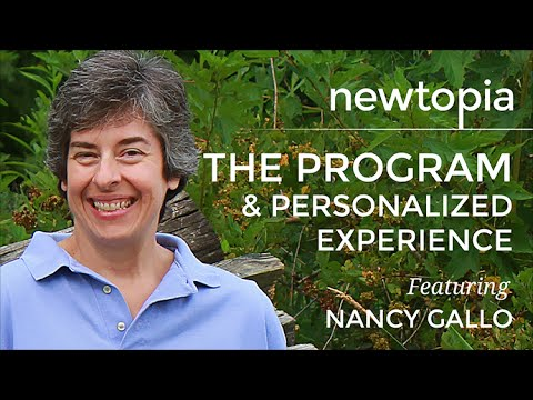 The Newtopia Program and Personalized Experience