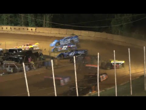 602 Late Model at Winder Barrow Speedway May 22nd 2021 - dirt track racing video image