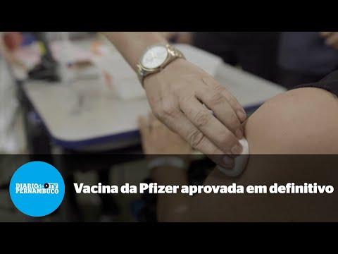 Brasil aprova uso definitivo da vacina da Pfizer, mas imunizante ainda não está disponível