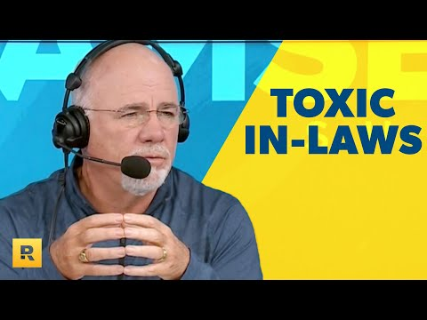 How Do I Deal With Toxic In-Laws?