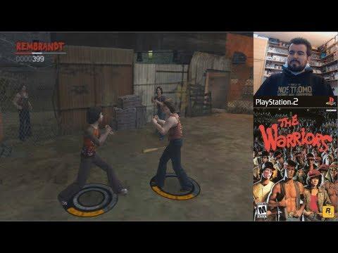THE WARRIORS (PlayStation 2) - Gameplay en Español || EVENTO PS2