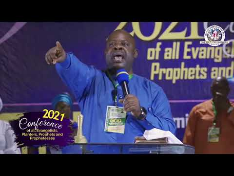 Prophet Hezekiah with (9) C.A.C worldwide Prophet & Prophetesses, Prayed&Demand solution to Nigeria.