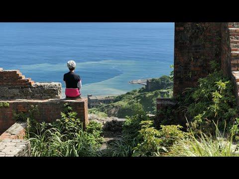 輕騎再訪水金九,親山、看海、望藍天《台灣.用騎的最美》