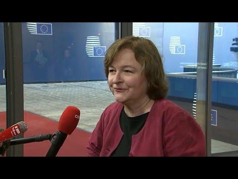 Européennes : Nathalie Loiseau en piste