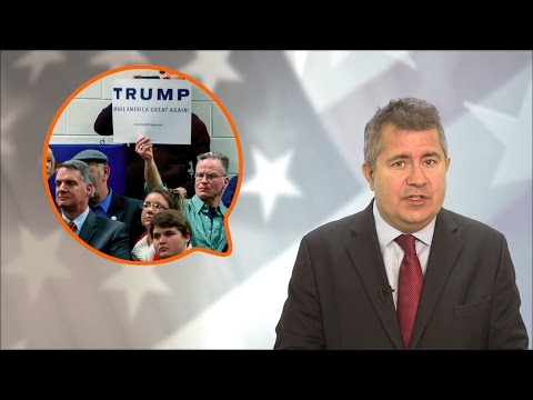 Rob Carnell on US Elections: Who supports Trump?