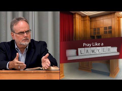 Pray Like a Lawyer - Mark LaCour