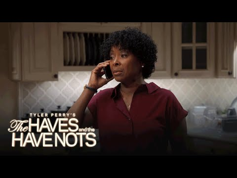 Hannah and Jim Exchange Heated Words | Tyler Perry's The Haves and the Have Nots | OWN