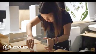 Mentoring Session 2 | HAVING NOTHING AND YET POSSESSING EVERYTHING | LEXUS DESIGN AWARD 2017