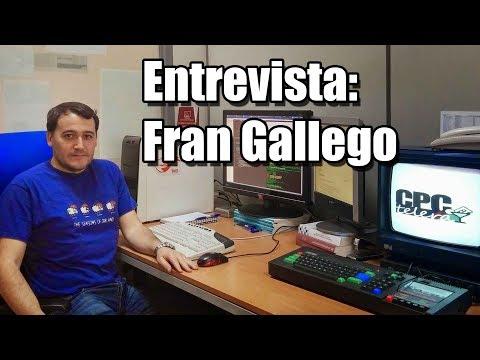 Entrevista: Fran Gallego.
