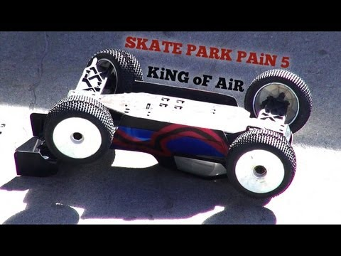 RC ADVENTURES - SKATE PARK PAiN 5 - KiNG oF AiR - The MiLE HiGH CLUB - default