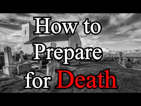 Death, and how to Prepare for It - Puritan Andrew Gray Sermon 2/2