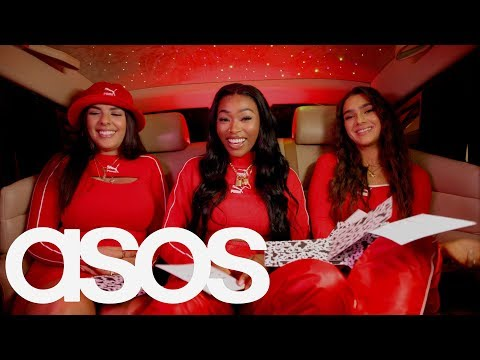 asos.com & Asos Discount Code video: All eyes on PUMA | The Chat with Uche Natori, Stef Williams, and Alizé Demange