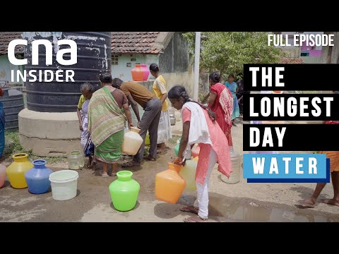 War For Water: What Happens When Asia's Rivers Dry Up? | The Longest Day | Climate Change