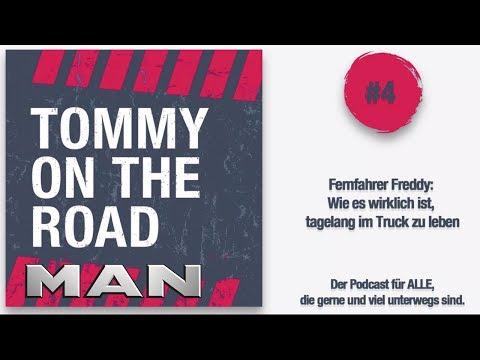 #4 Fernfahrer Freddy: Wie es wirklich ist, tagelang im Truck zu leben