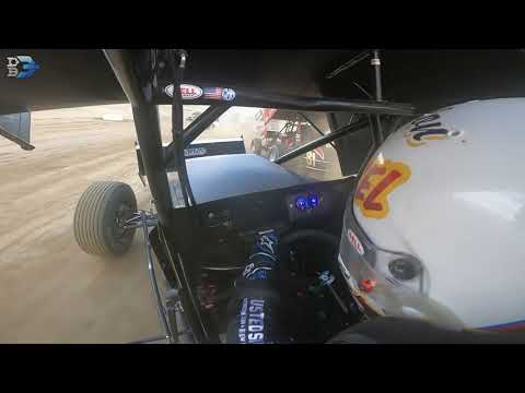 GoPro: Close Call with Marvel - dirt track racing video image