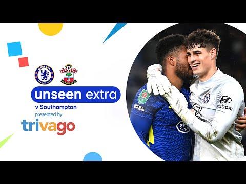Kepa Arrizabalaga & Reece James Secure The Win In Penalty Shootout | Unseen Extra