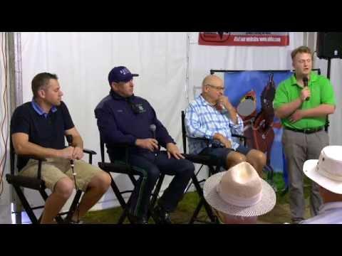 2016 Speaker Day 1 - Tony Alagna, Myron Bell, Brett Miller