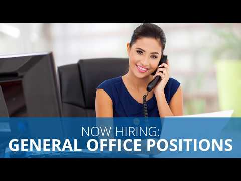 Bear Staffing   General Office 1080p