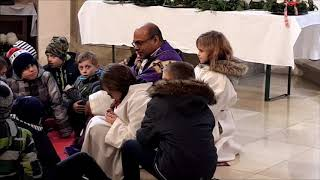Video: Familienmesse