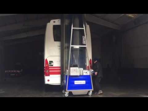 Como Lavar un Autobús Rápida y Económica