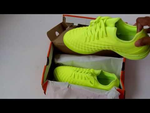 brand new a5c40 34365 Sepatu Futsal Nike Magistax Finale II IC Volt 84444 777 Original    AudioMania.lt